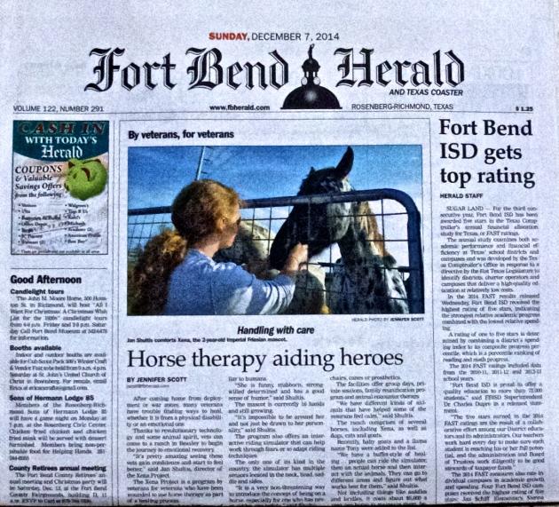 Fort Bend Herald 7DEC2014